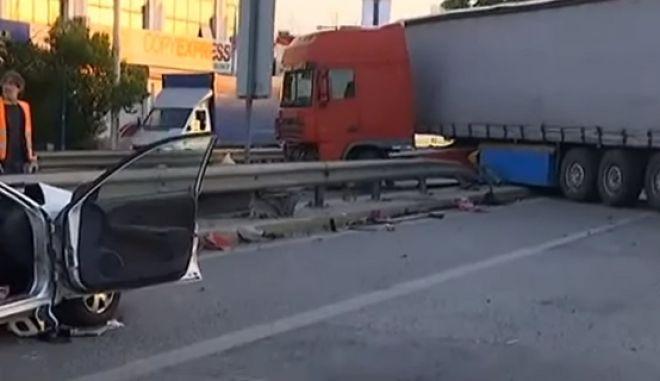 Τροχαίο στον Κηφισό: Η κατάσταση του οδηγού Νο 1 παράγοντας της τραγωδίας