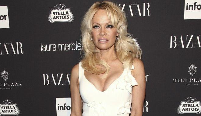 H Pamela Anderson