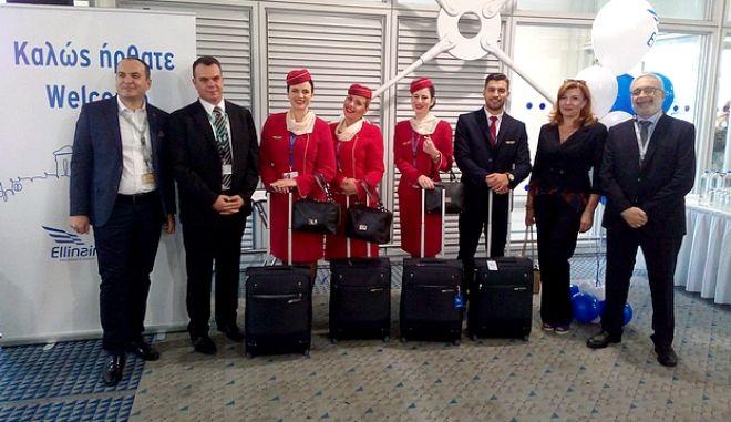 Μία ακόμη βάση αεροπορικής εταιρείας στην Αθήνα, της Ellinair