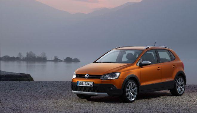 Το Volkswagen CrossPolo με τιμές από 17.500 ευρώ