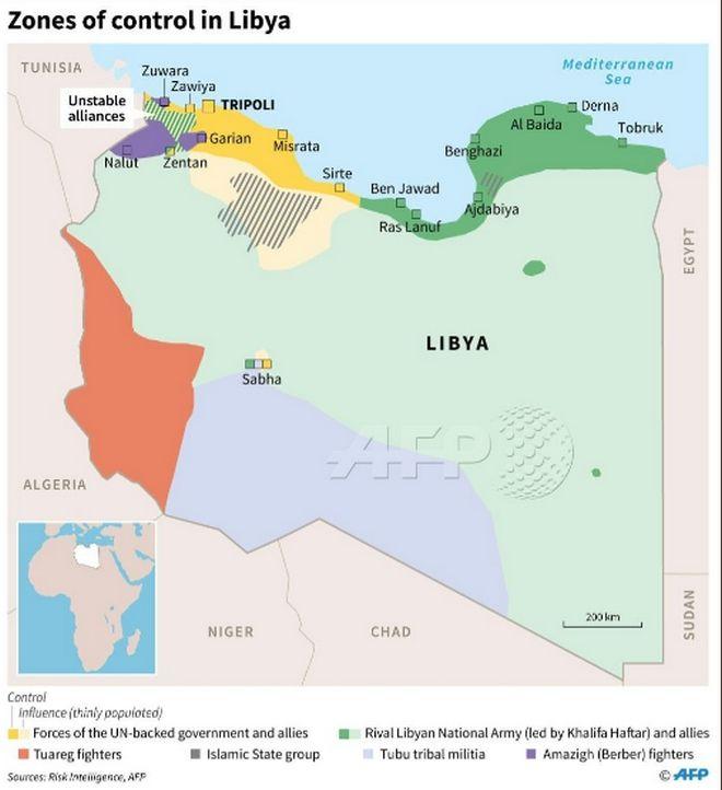 Λιβύη: Επικυρώθηκε το μνημόνιο συνεργασίας με την Τουρκία από την κυβέρνηση
