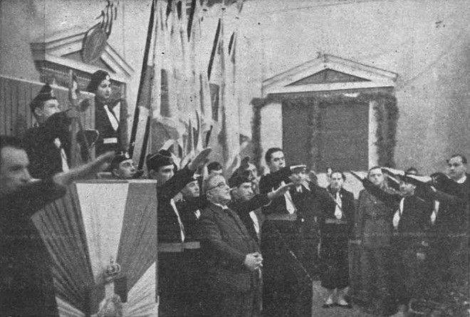 Η Δικτατορία της 4ης Αυγούστου του Μεταξά - Ο ιδεολογικός πρόγονος της Χούντας