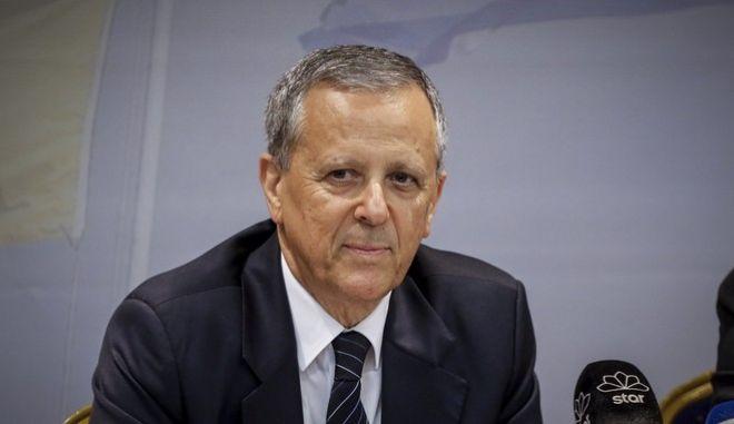 Ο Τάκης Μπαλτάκος