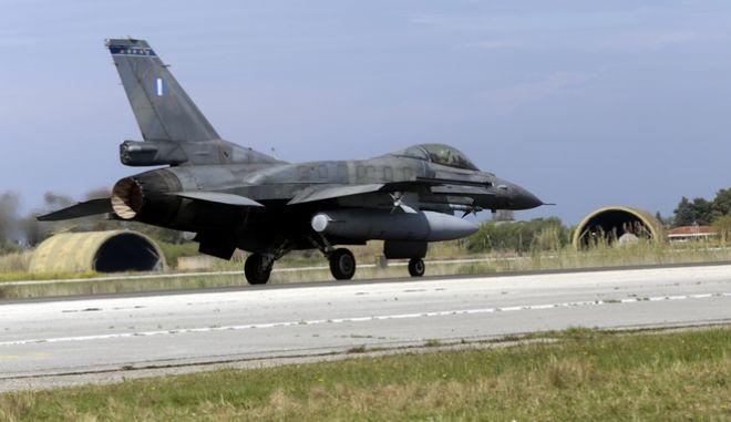 Ελληνικό μαχητικό F-16