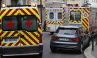 Ασθενοφόρο στη Γαλλία