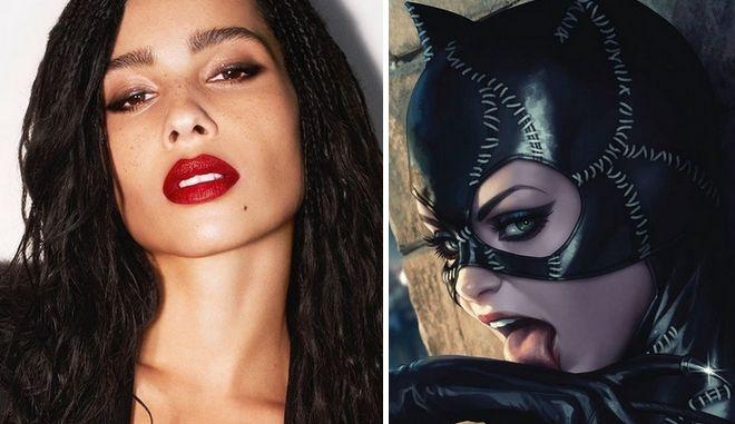 Η κόρη του Lenny Kravitz είναι η νέα Catwoman