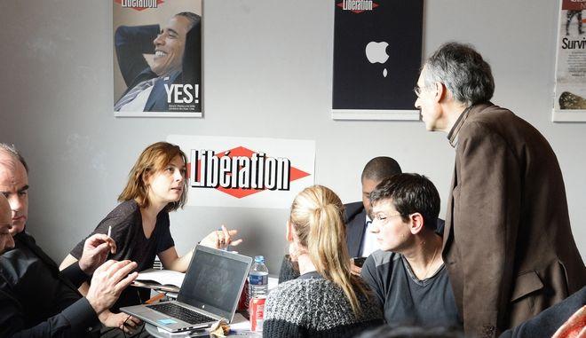 Τα γραφεία της Liberation