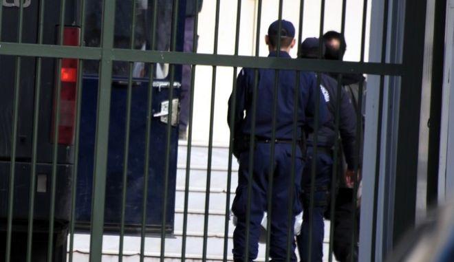 Φωτό αρχείου από φυλακές