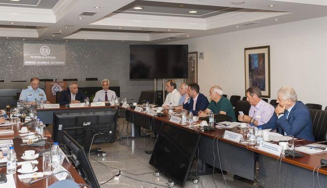 Συνάντηση Τόσκα με δημάρχους του Κεντρικού Τομέα Αττικής