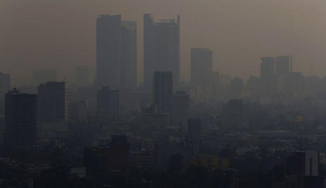 Ρύπανση της ατμόσφαιρας