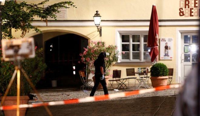 Βίντεο από το τηλέφωνο του δράστη του Άνσμπαχ τον συνδέει με τρομοκρατία