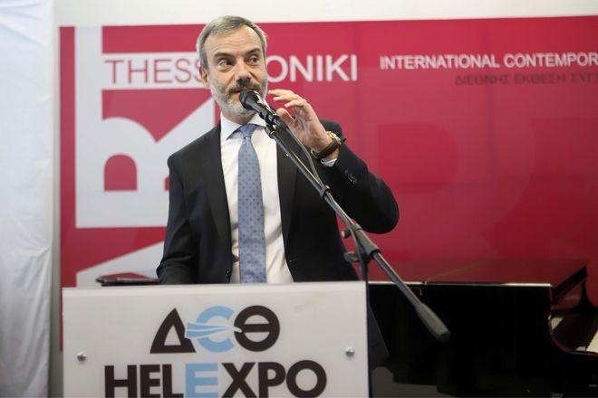 Εγκαίνια της 4ης Art Thessaloniki