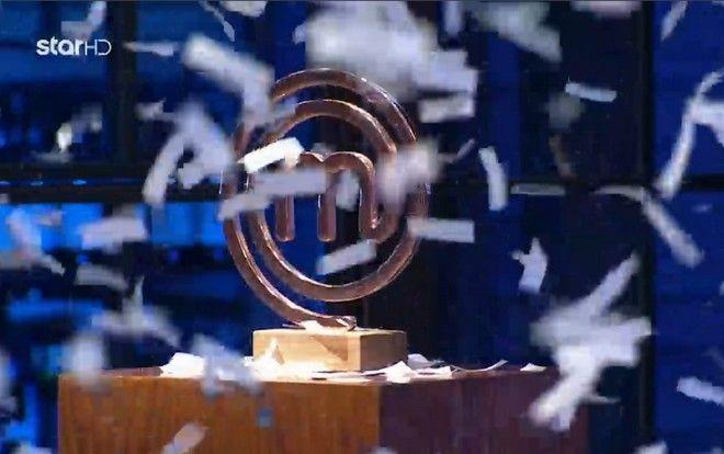 Τελικός MasterChef 4: Μεγάλος νικητής ο Σταύρος Βαρθαλίτης