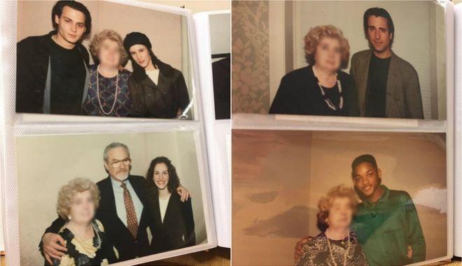 Φωτογραφίες από το άλμπουμ που βρέθηκε σε κατάστημα με μεταχειρισμένα