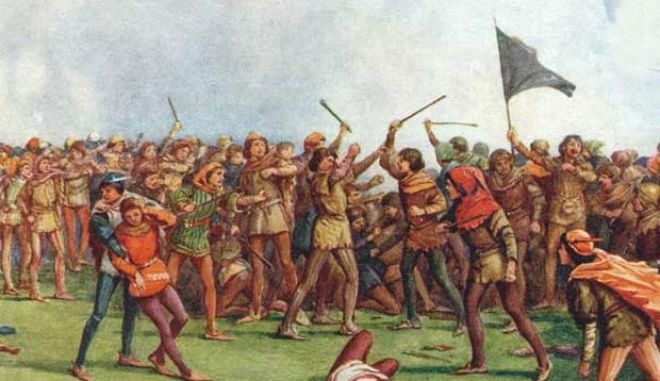 Αγγλία: Πώς ένας καβγάς φοιτητών το 1355 για ένα ποτό οδήγησε σε 93 νεκρούς