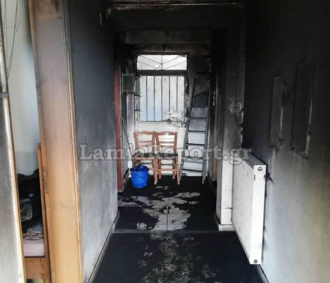 Τραγωδία στη Φθιώτιδα: 53χρονος κάηκε ζωντανός ενώ κοιμόταν