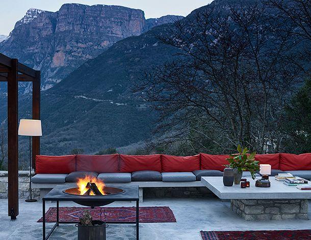 Το ελληνικό ξενοδοχείο Aristi Mountain Resort + Villas αναδείχτηκε ως το World's Leading Eco-Lodge 2017