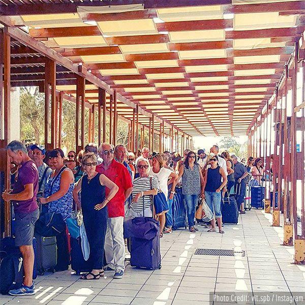 Τα 10 χειρότερα αεροδρόμια στον κόσμο για το 2016. Τα τρία στην Ελλάδα