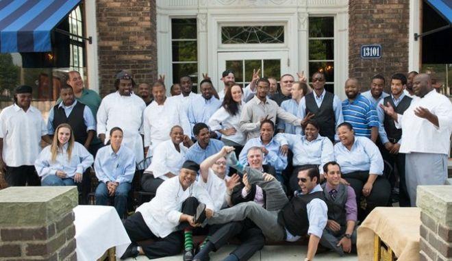 Εστιατόριο δίνει δεύτερη ευκαιρία σε πρώην φυλακισμένους