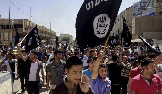 Υποστηρικτές του Ισλαμικού Κράτους στο Ιράκ