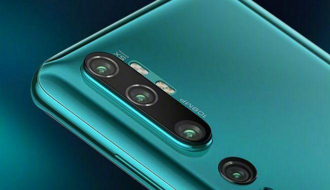 Η Xiaomi παρουσίασε το πρώτο στον κόσμο smartphone με κάμερα 108 megapixel