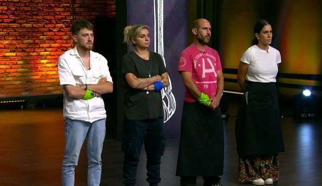 Top Chef: Αυτός είναι ο πρώτος παίκτης που αποχωρεί