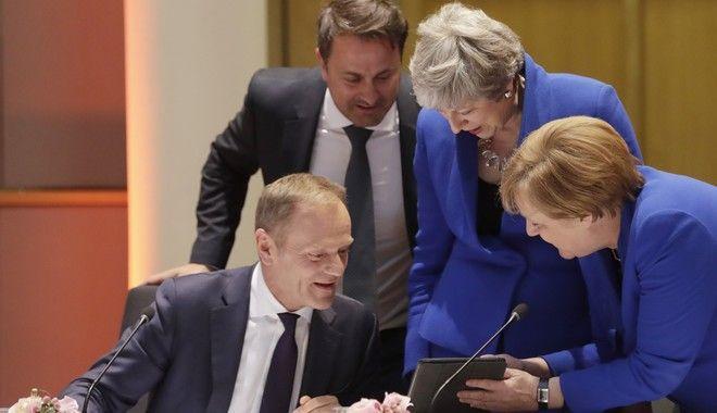 Σύνοδος Κορυφής για το Brexit
