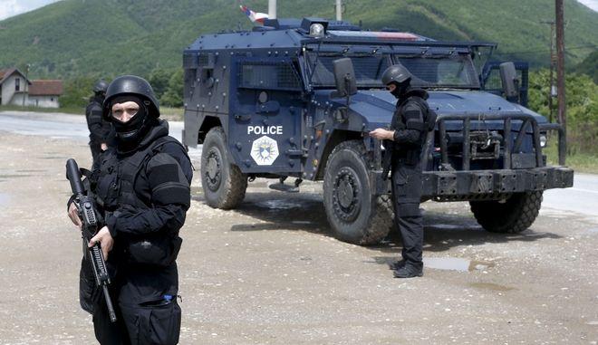Κόσοβο αστυνομικές αρχές