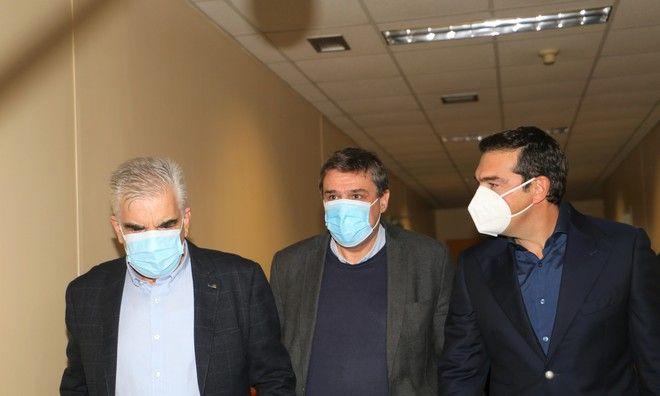 Τσίπρας: Ο κ. Μητσοτακης έχει πλέον την απόλυτη ευθύνη για ό,τι συμβεί στην χώρα από την πανδημία