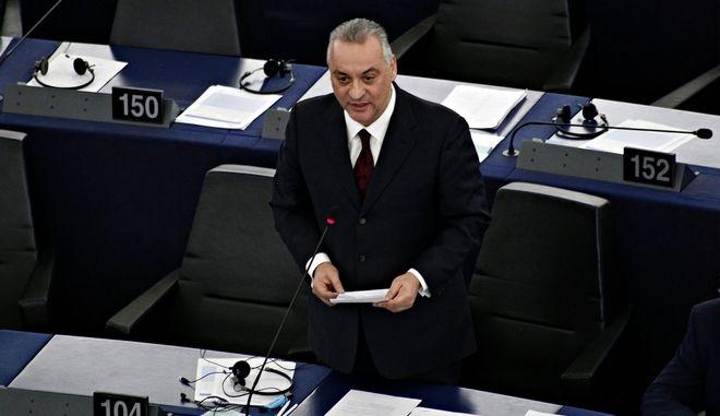 Ο επικεφαλής της ευρωομάδας της ΝΔ, Μανώλης Κεφαλογιάννης