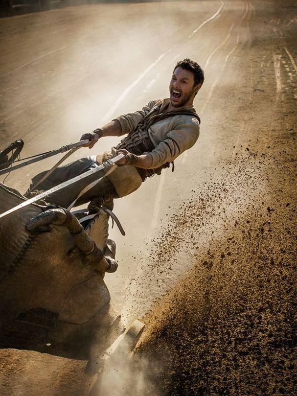 Στ' άρματα! Ερχεται ο καινούριος 'Ben Hur'