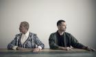 Γκι Κριέφ – Λάκης Γαβαλάς: Ένα παράξενο ζευγάρι