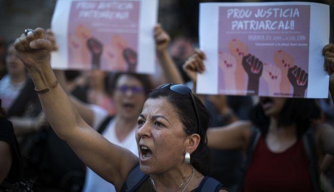 """Νέες διαδηλώσεις για την απελευθέρωση της """"Αγέλης των Λύκων"""" που βίασε 18χρονη"""