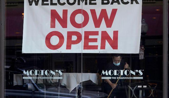 ΗΠΑ: Θεαματική αύξηση απασχόλησης κόντρα στα προγνωστικά