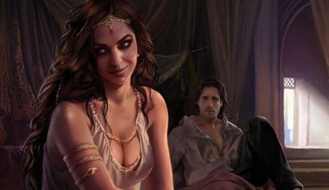 Game of Thrones: Habemus κεφάλαιο από το νέο βιβλίο με τη λάγνα Arianne