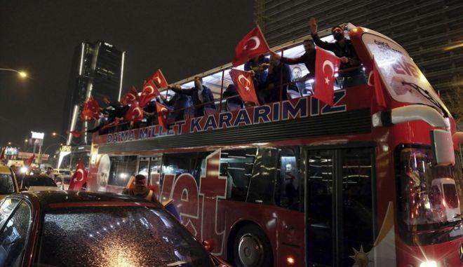 Κύπρος: Τα σχόλια των κομμάτων για το τουρκικό δημοψήφισμα