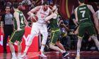 Mundobasket 2019: Η Ισπανία στον τελικό - Νίκησε την Αυστραλία στη δεύτερη παράταση