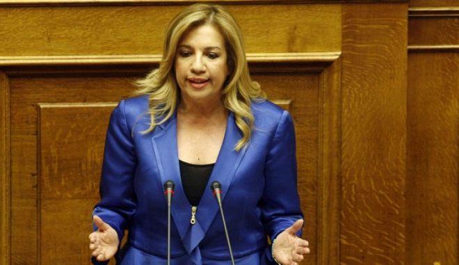 Συζήτηση στην Ολομέλεια της Βουλής για το δημοψήφισμα το Σάββατο 27 Ιουνίου 2015.  (EUROKINISSI/ΓΙΩΡΓΟΣ ΚΟΝΤΑΡΙΝΗΣ)