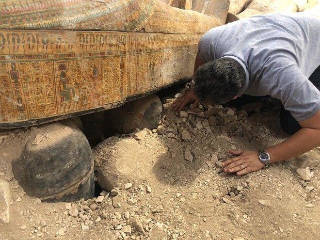 Αποτέλεσμα εικόνας για Λούξορ, Αίγυπτος, Σαρκοφάγοι