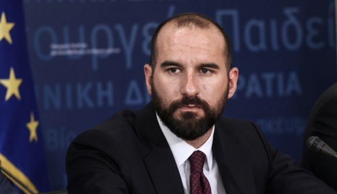 Τζανακόπουλος: 'Στόχος μια καθαρή λύση για το χρέος'