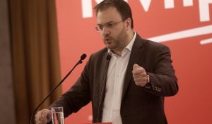 Συνέδριο Κινήματος Αλλαγής: Αυτόνομη πορεία ζήτησε ο Θεοχαρόπουλος