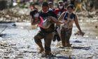 Ο τυφώνας Βάμκο σαρώνει τις Φιλιππίνες
