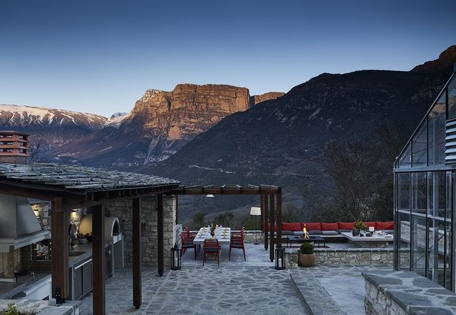 Ένα ελληνικό ορεινό ξενοδοχείο διεκδικεί την κορυφή του κόσμου