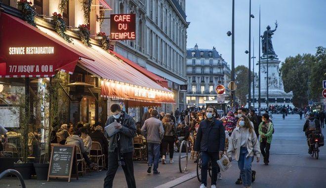 Εικόνα από το Παρίσι
