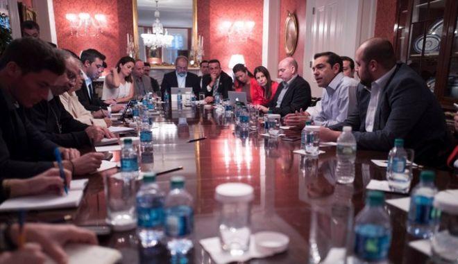 Τσίπρας: Οι στόχοι επιτεύχθηκαν