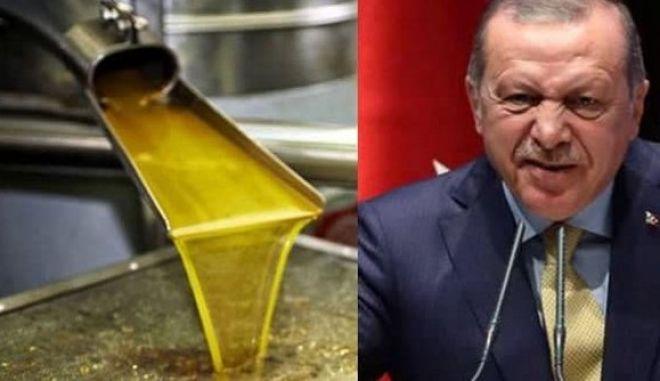 Κλοπή: Οι Τούρκοι αρπάζουν την παραγωγή ελαιόλαδου του Αφρίν και την εξάγουν ως τουρκικό προϊόν