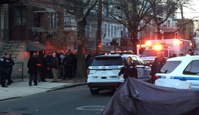 Αστόρια: Μανιακός δολοφόνησε Έλληνα και τραυμάτισε άλλα δυο άτομα