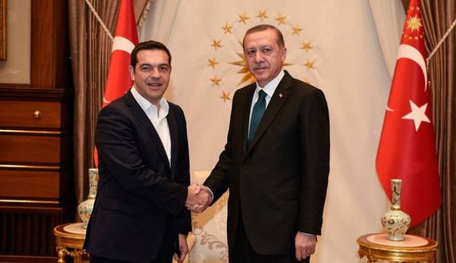 FAZ: Γιατί ο Ερντογάν χρειάζεται τον Τσίπρα