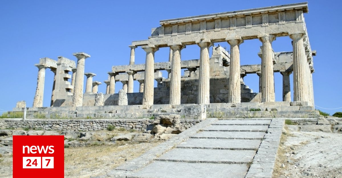 Mystery solved: How the ancient Greeks built the temples