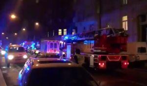 Τσεχία: Στους τέσσερις οι νεκροί από φωτιά σε ξενοδοχείο στην Πράγα